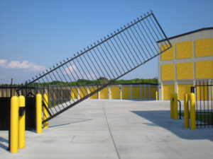 Vertical Lift Gate
